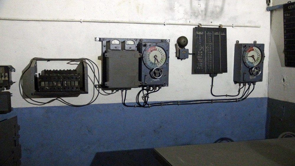 Installation téléphonique