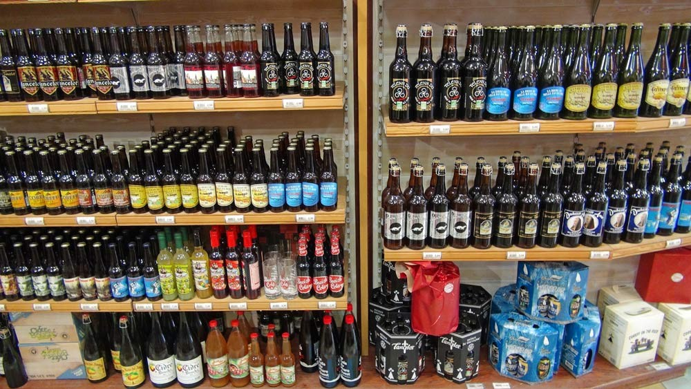 Les bières Lancelot et d'autres
