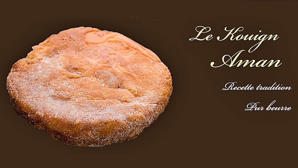 Kouign Amann de la Biscuiterie Lorientaise