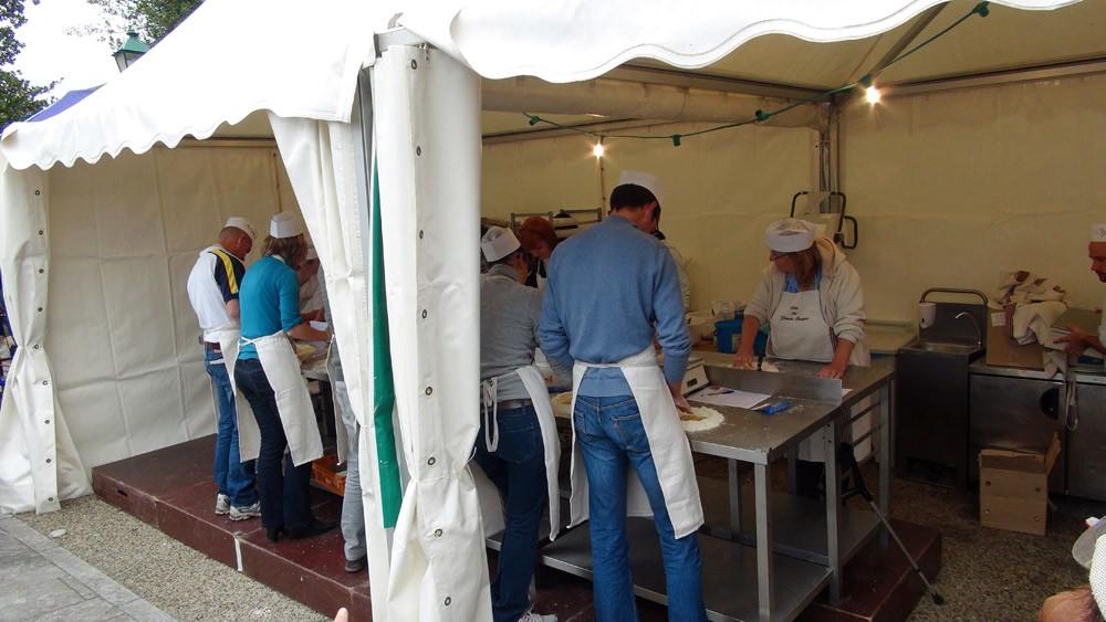 Cours de gâteau basque