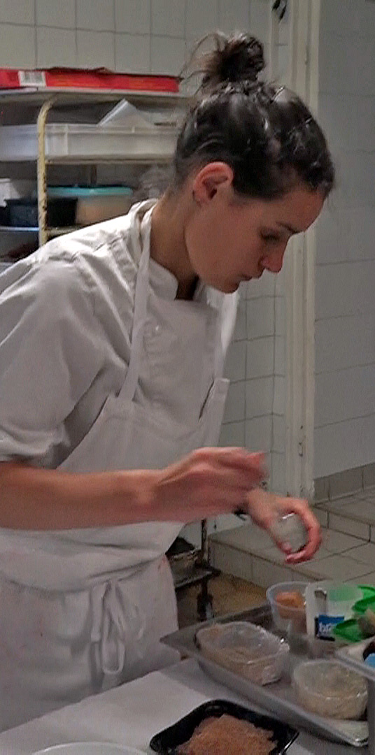 Marianne Masson, la pâtissière