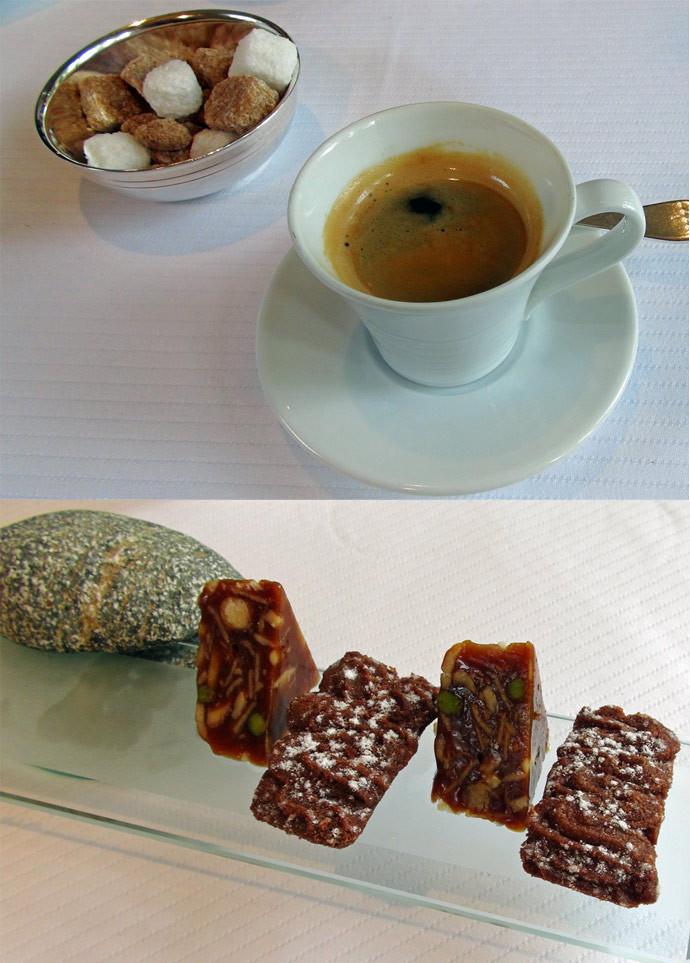 Café & mignardises