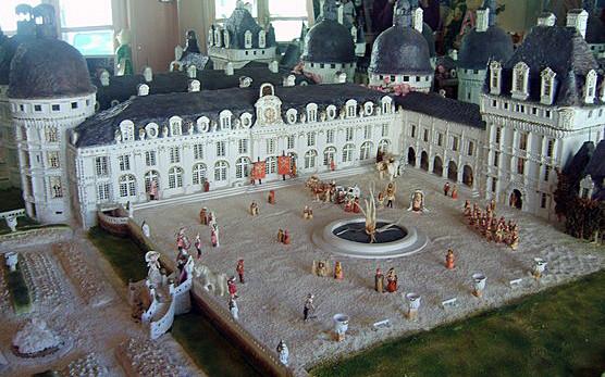 Musée du Sucre d'Art - Crédit photo : www.valencay-tourisme.fr