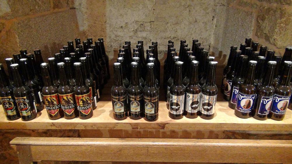 Les bières Lancelot