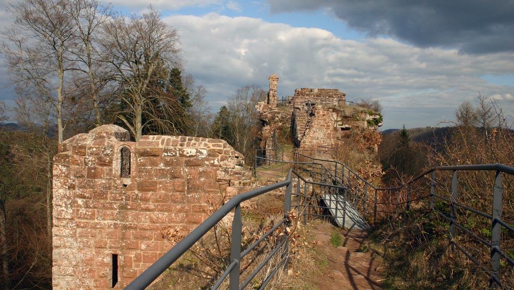 Le château de Fakelstein