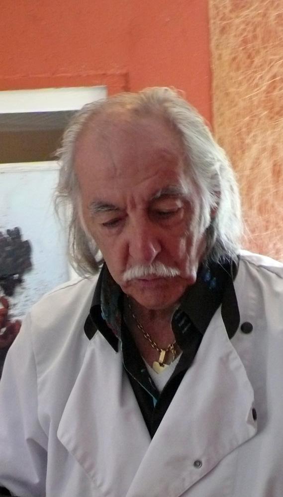 Jeannot Esteban en mai 2012