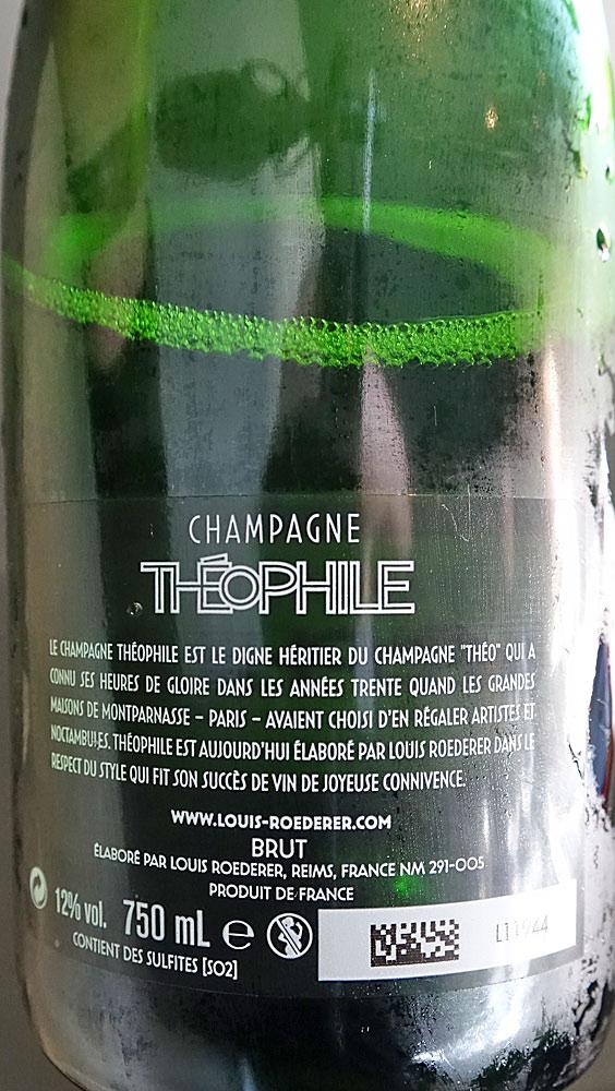 Champagne à l'apéritif