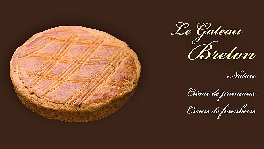 Gâteau Breton  - Crédit photo du site