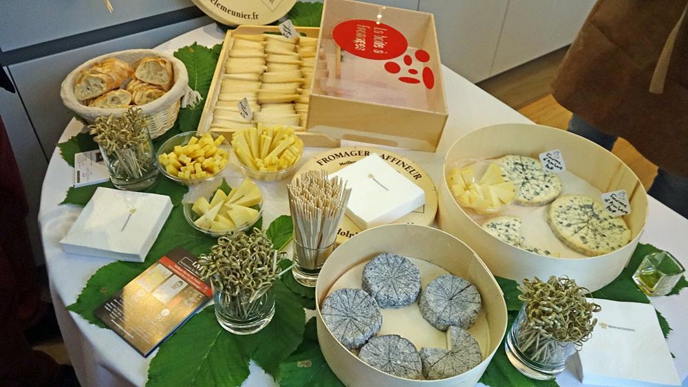 Fromages de Rodolphe Le Meunier