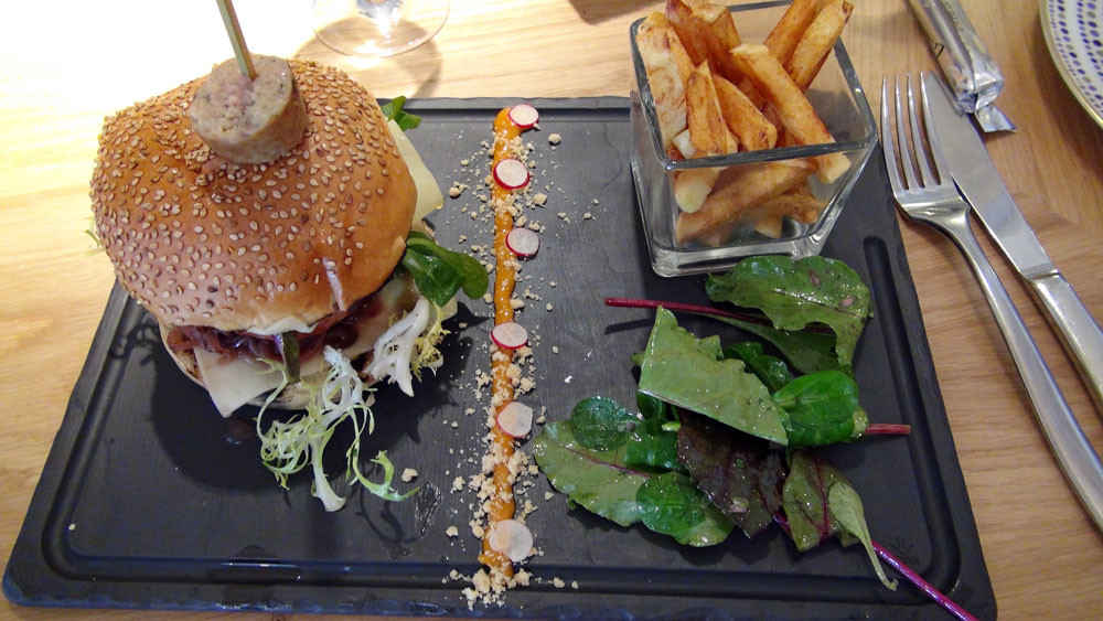 Burger BarJu