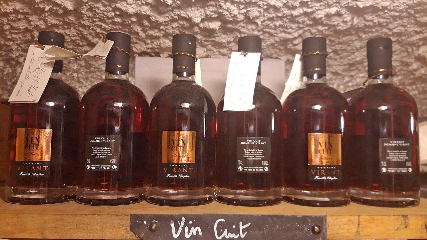 Ouf, les 6 bouteilles sont en cave !