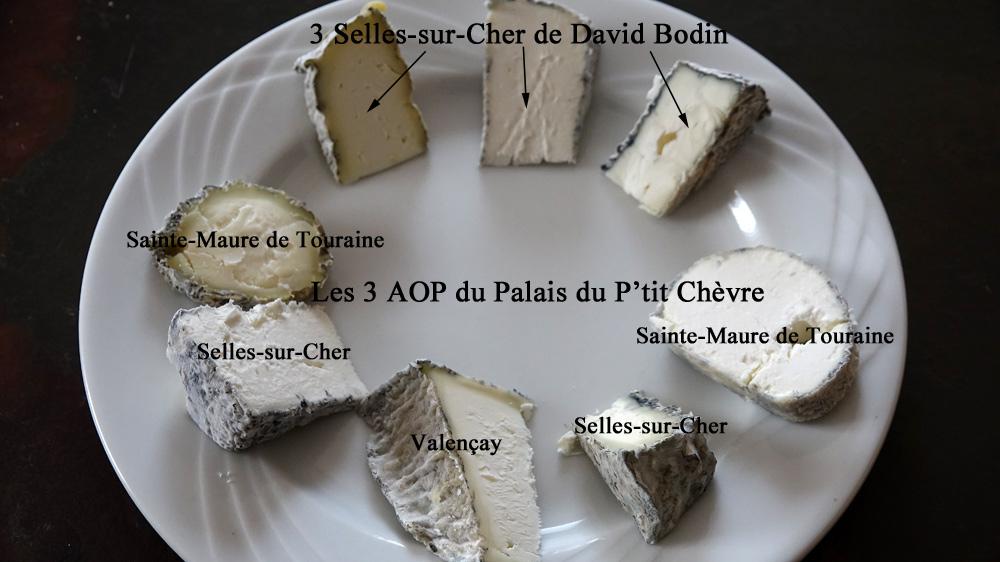 La coupe des fromages, un élément déterminant