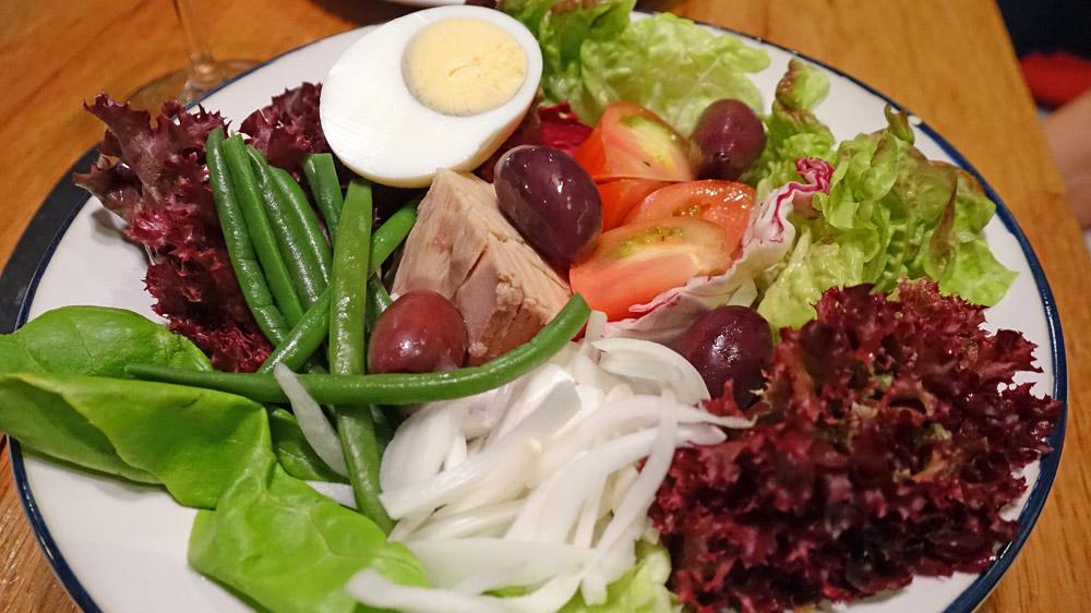 "Salade ""Paco Meralga"""