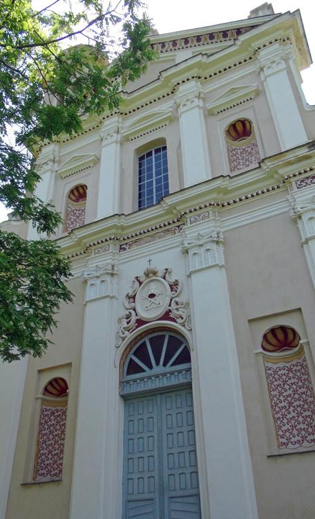 Eglise Saint-Pierre & Saint-Paul à Piedicroce (sur le côté)