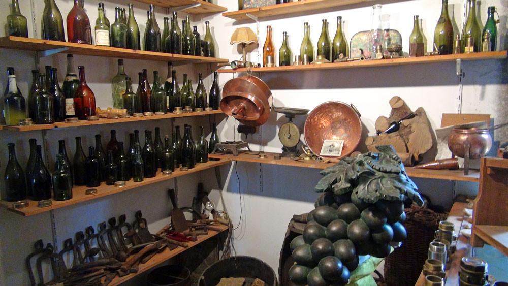 Outils de la vigne