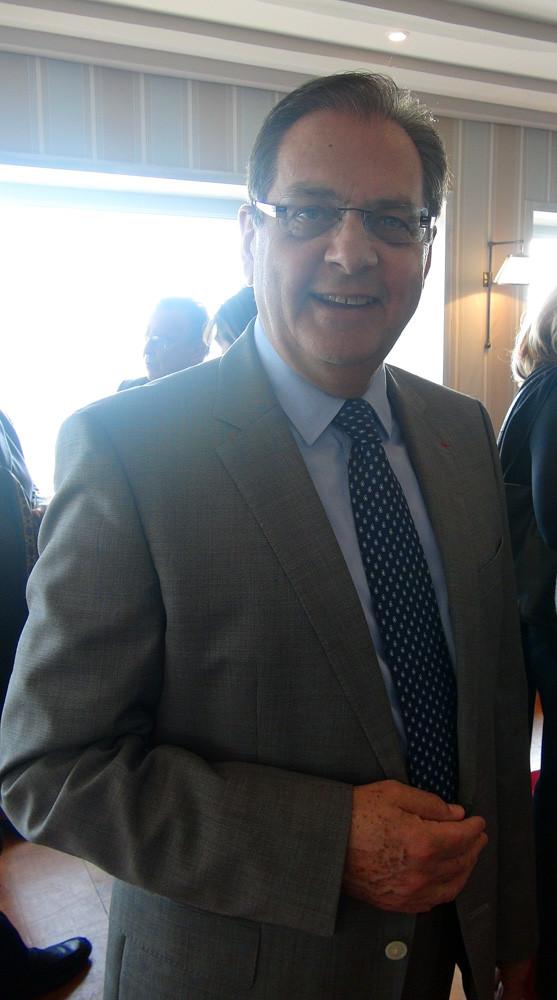 Bertrand Jaquet, le propriétaire du Domaine de Rochevilaine