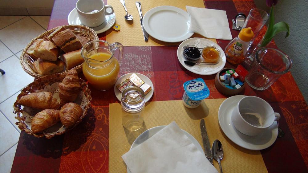 Nos petits déjeuners du 25 mars 2016