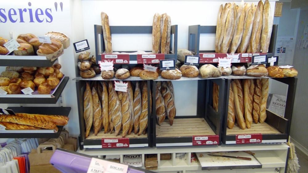 """Les pains """"Banette"""""""