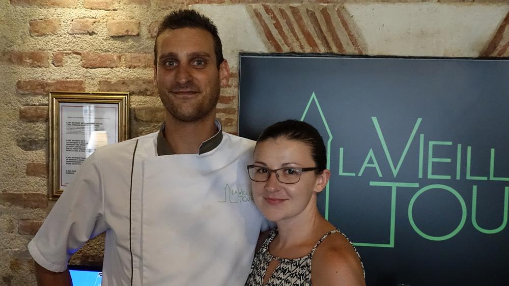 Alice & Alexis Letellier en septembre 2016