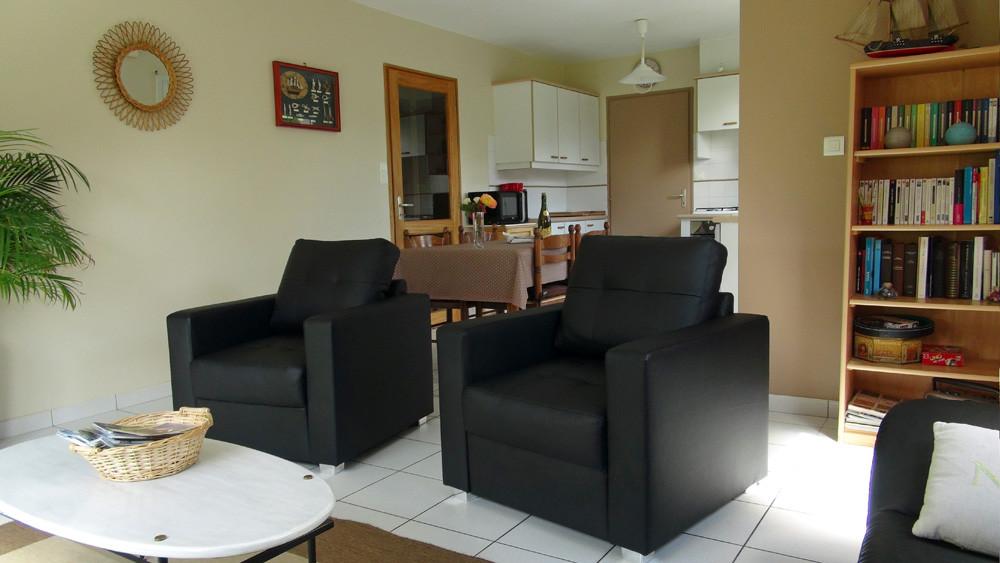 Les nouveaux fauteuils de la salle à manger