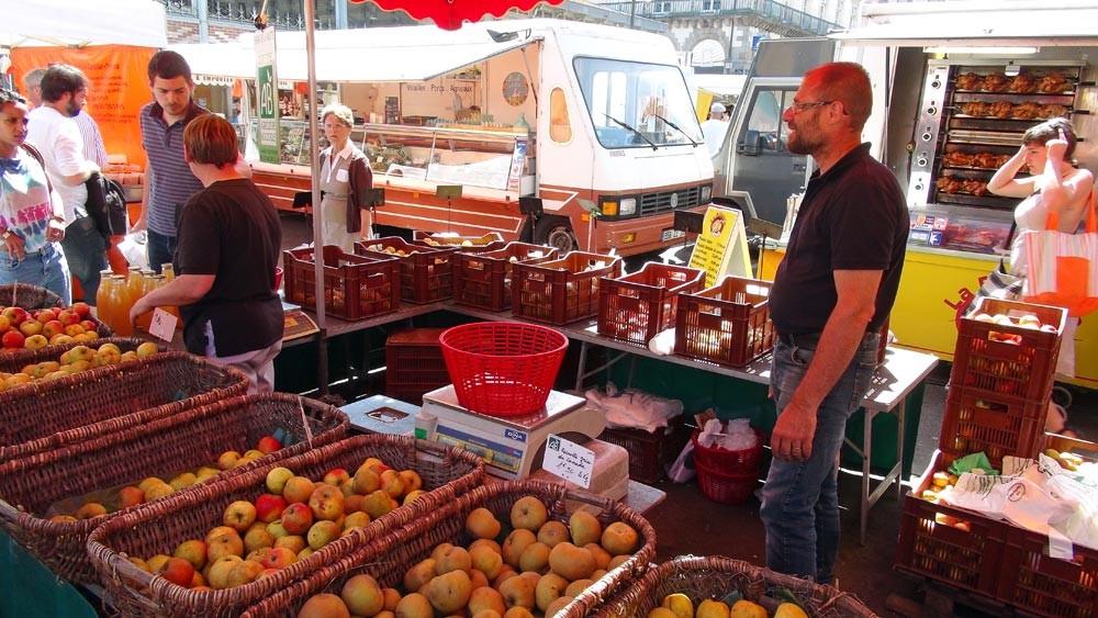 Les pommes bio du Verger de la Nouette