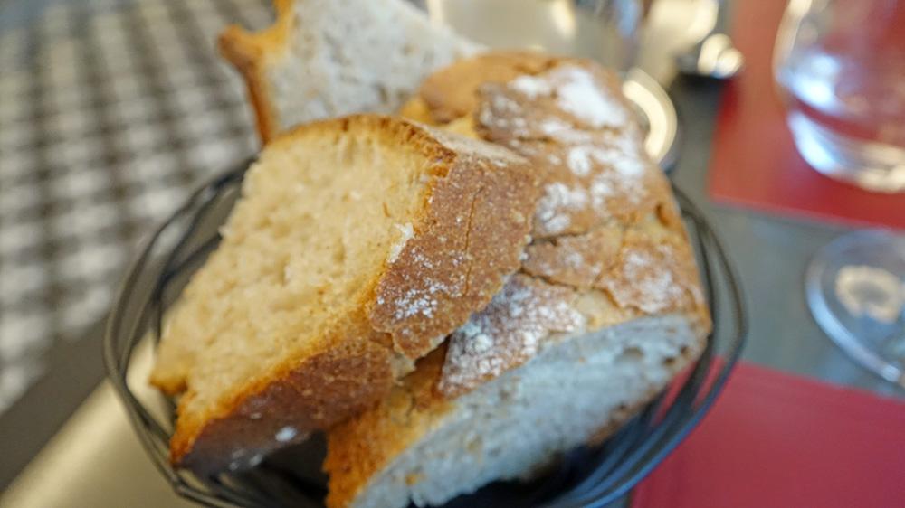 Les tranches de pain de la boulangerie Alix de Montluçon