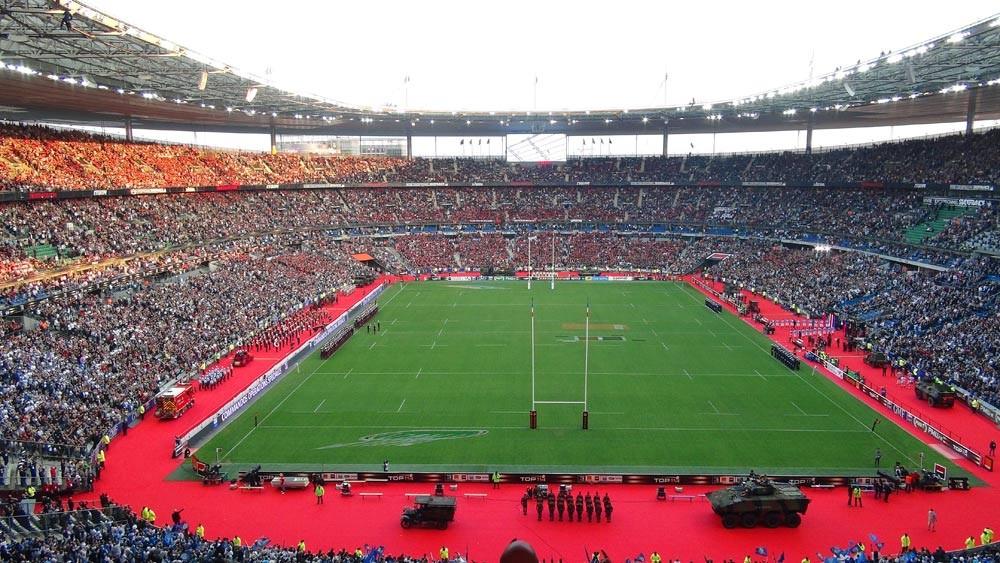 Stade de France vers 20 h 30