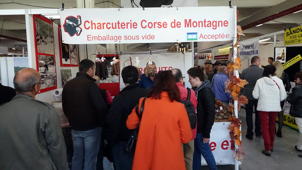 Produits Corse, prudence ...