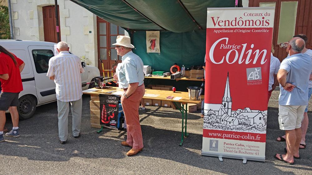 Patrice Colin (Coteaux du Vendômois)