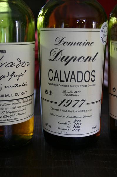 Le Calvados du Pays d'Auge 1977