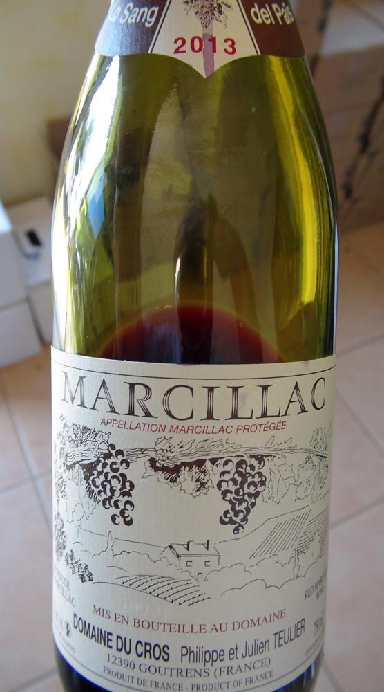 """Marcillac """"Lo Sang del Païs 2013"""""""
