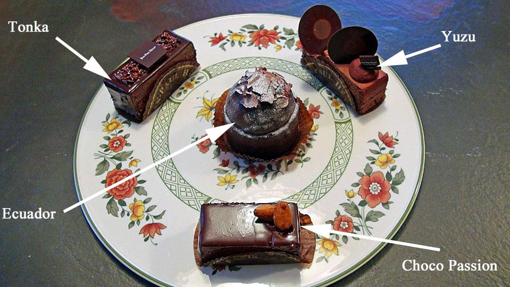 Gâteaux choisis