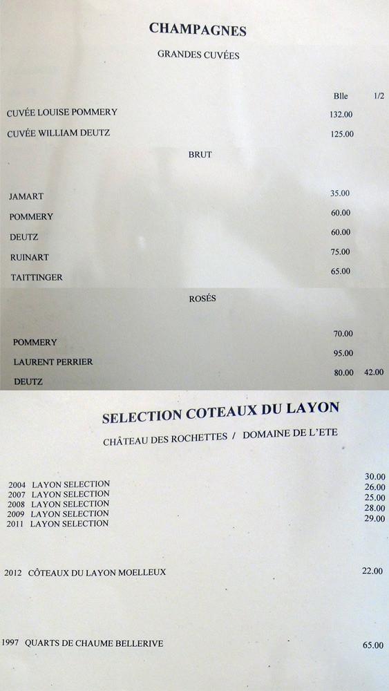 Champagnes & Coteaux du Layon