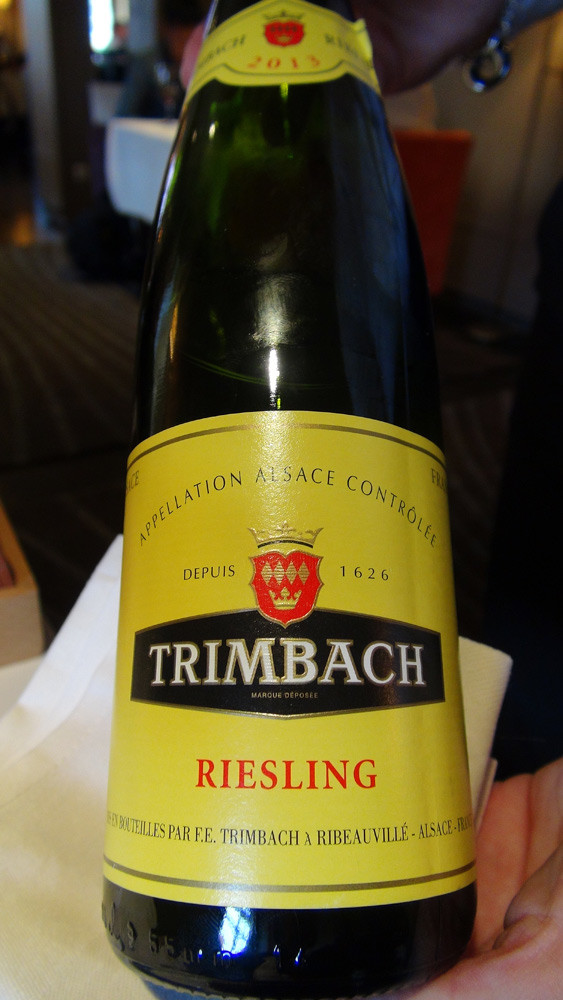 Riesling 2013 de Trimbach