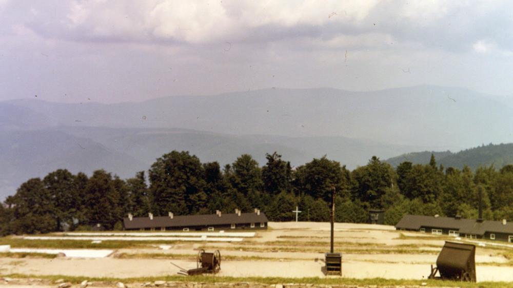 Le camp - Eté 1970