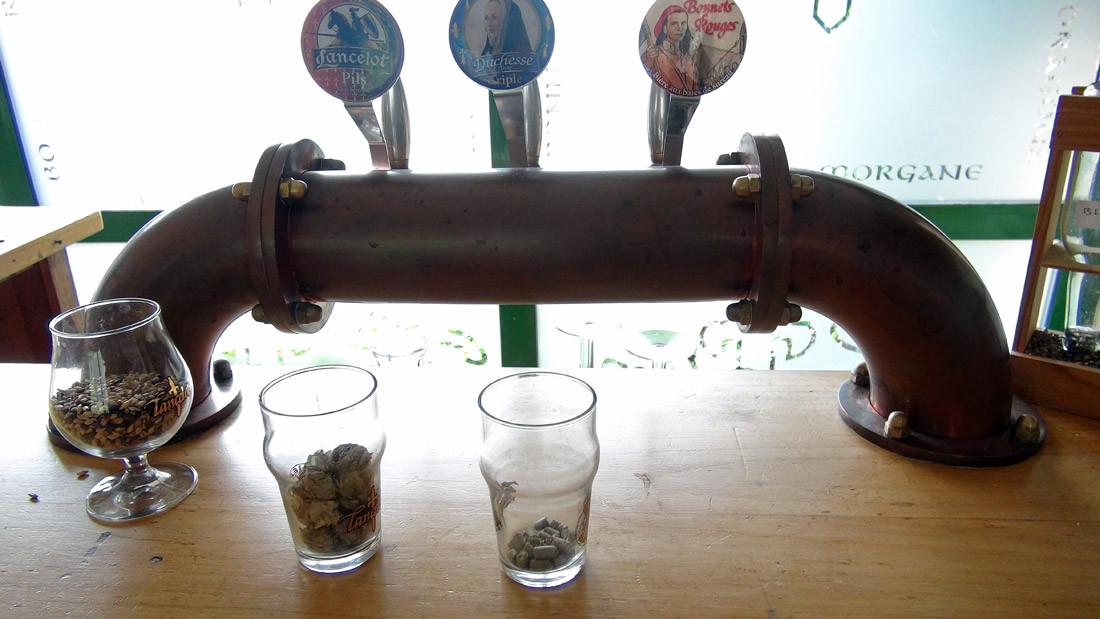 """L'appareil pour les bières """"pression"""""""