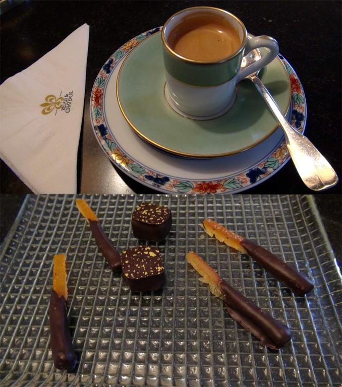 Café & chocolats