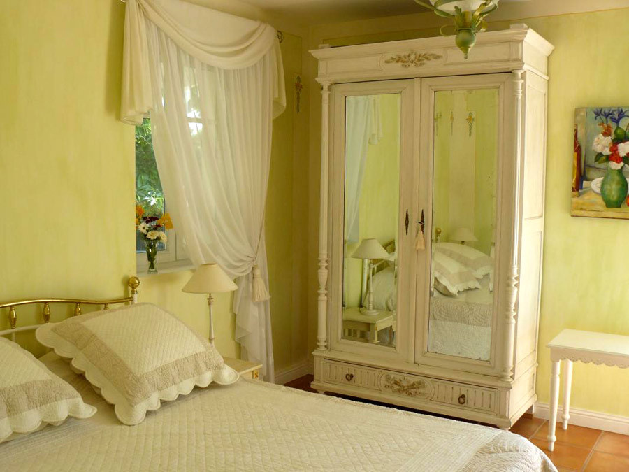 La chambre (Photo Gîtes de France)