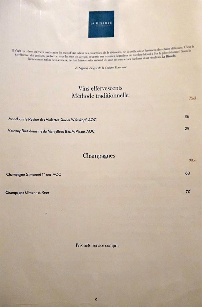 Méthode traditionnelle et Champagne