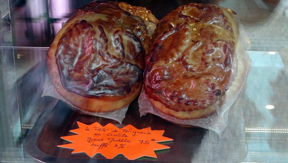 Le pâté de Périgueux en croûte (vendu sous-vide)