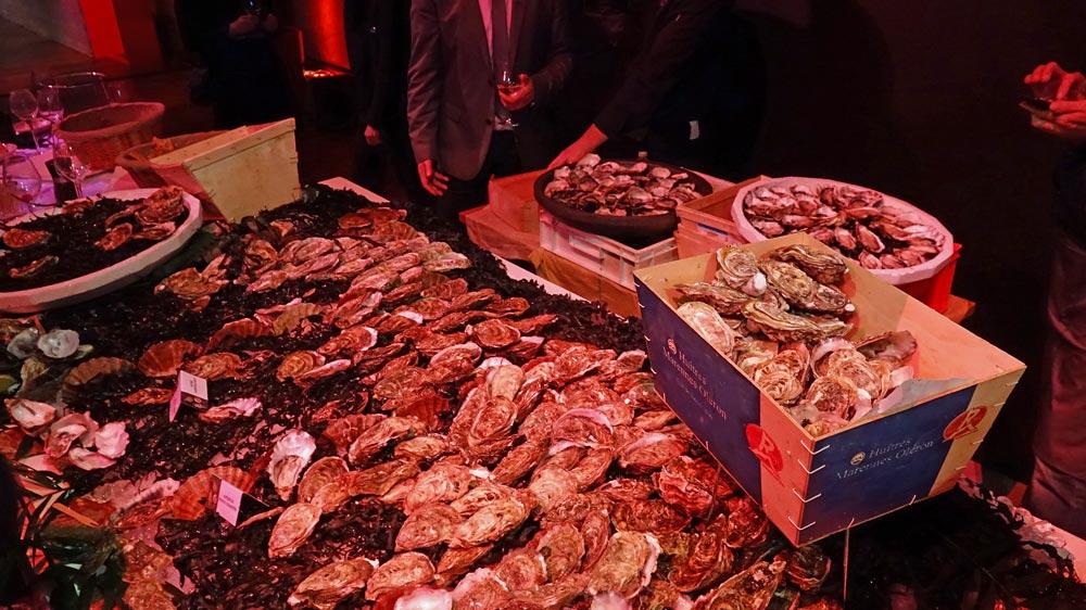 Les huîtres d'Agrimer, c'est parti !