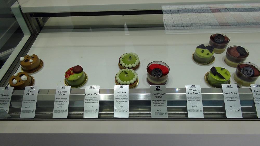 Sidamo - Georges Sand - Sicilien - Capucine fraise - Pistacholot - Capucine poire