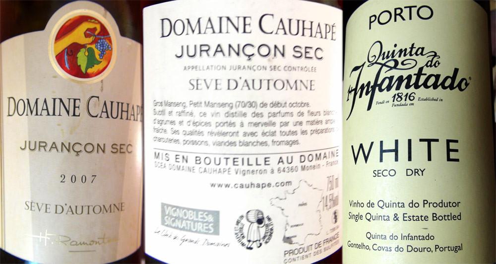 Les vins du repas, suite et fin