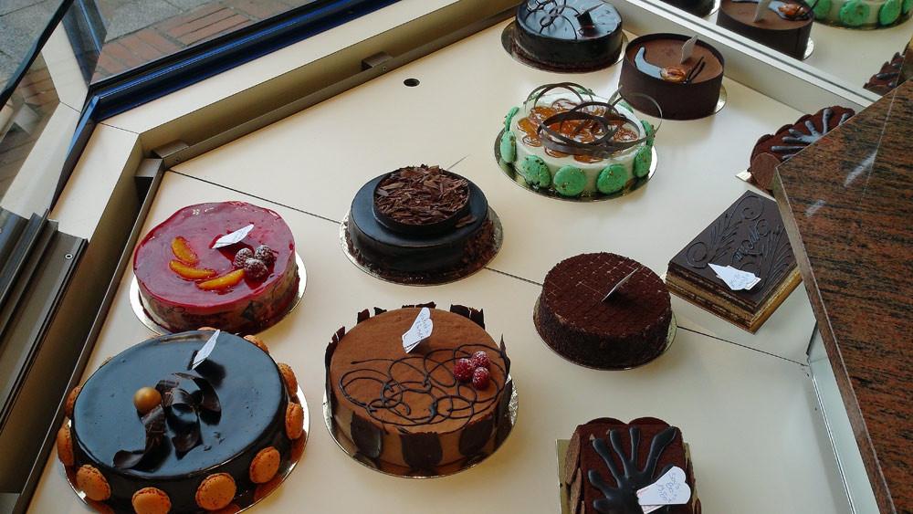 Les gros gâteaux (vus de l'intérieur)