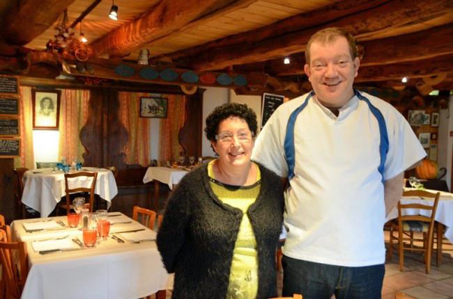 Carmen & Laurent Trochon (Photo issue du site de la Grange aux Fleurs)