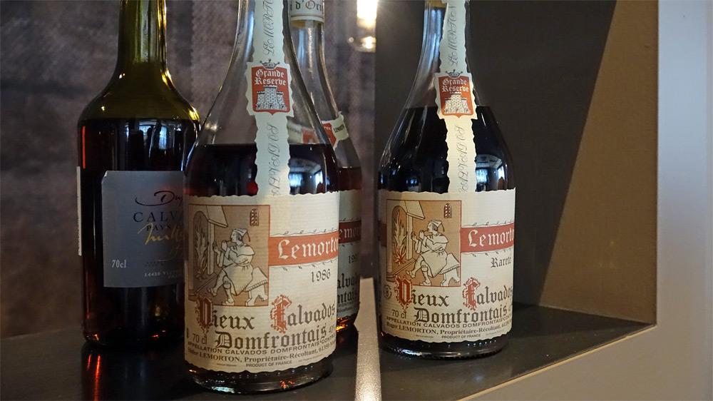 Calvados de Lemorton