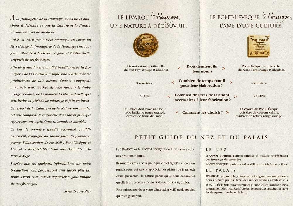 La Houssaye, présentation (suite)