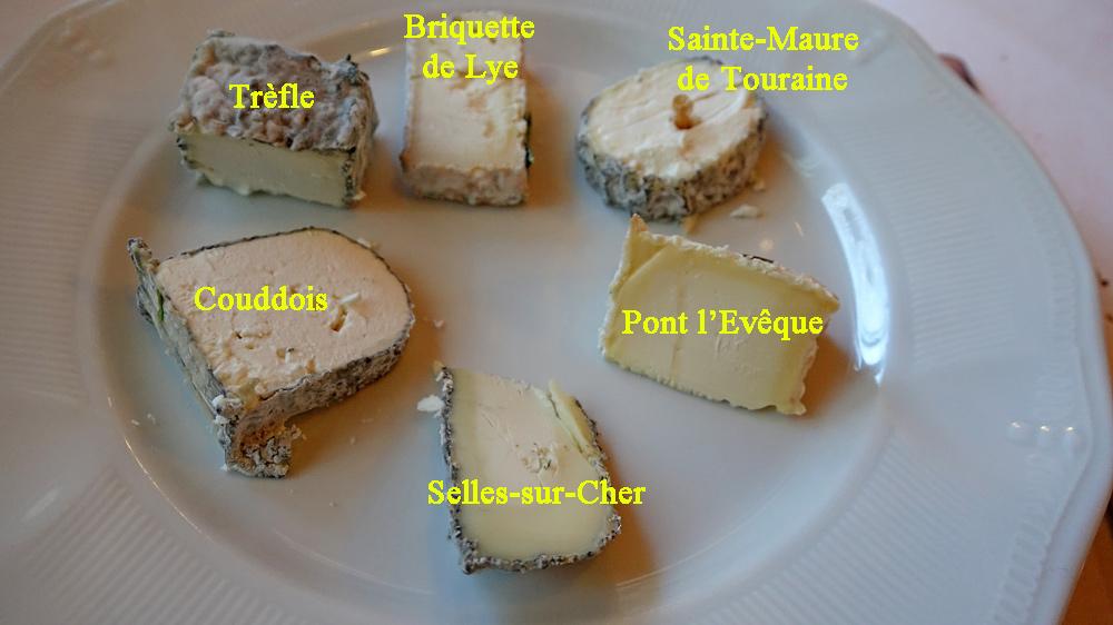 Mon choix de fromages