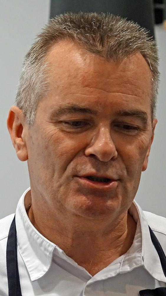 Rémy Giraud, le chef 2 étoiles des Hauts de Loire