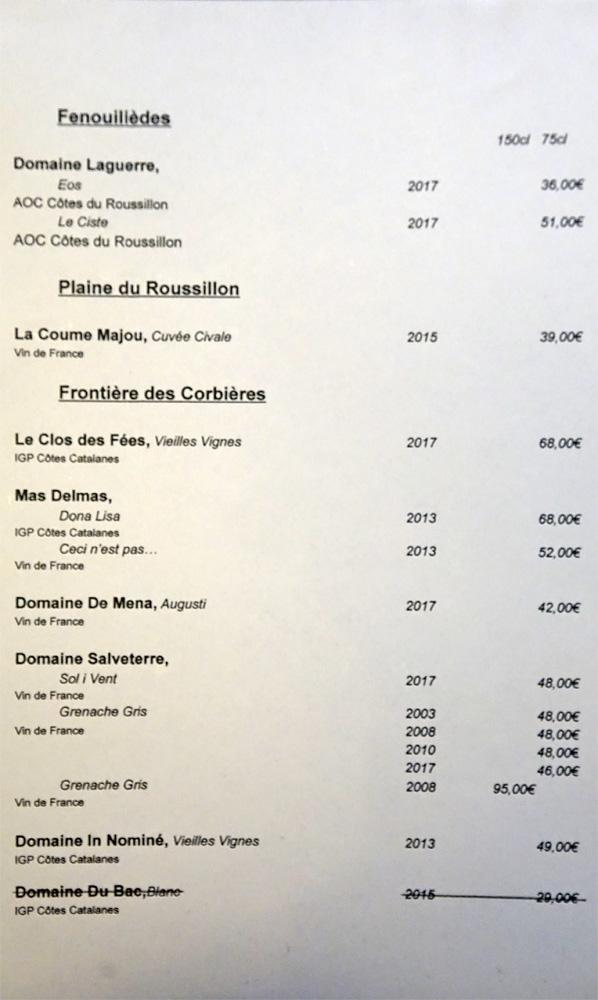 Vins rouges du Languedoc-Roussillon